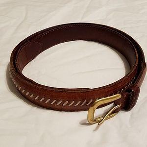Authentic Coach Ladies Belt